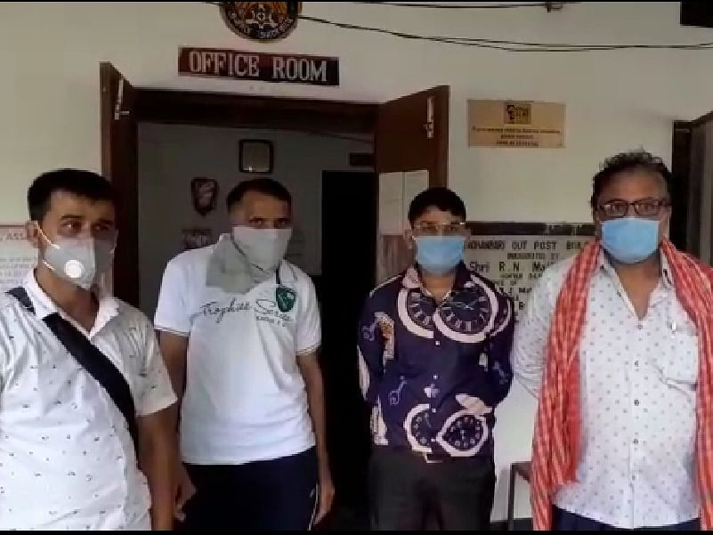 Assam: Huge cash haul at Dibrugarh airport; Rs 79 lakh seized, 4 detained