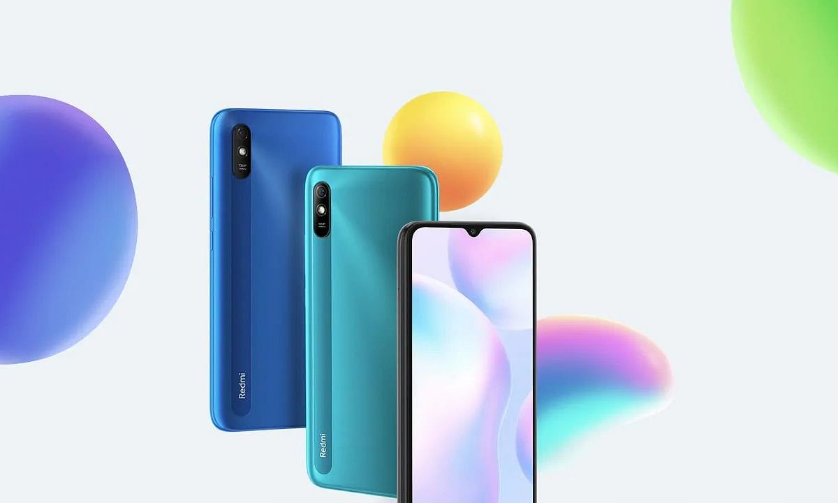 The Redmi 9i is an entry level handset, and comes in three colour options – Midnight Black, Sea Blue, and Nature Green