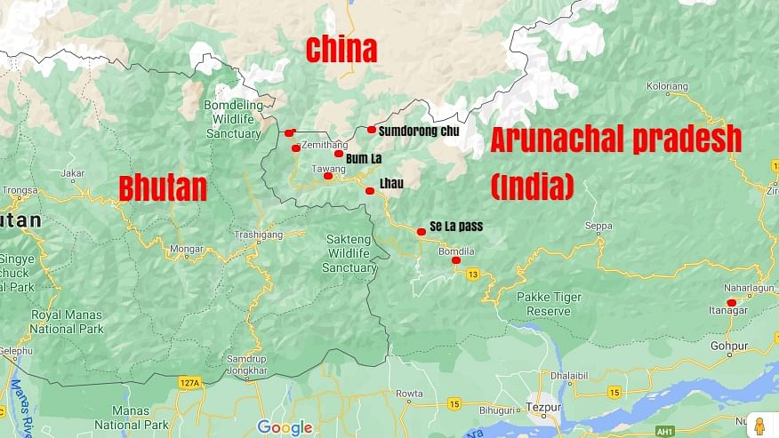 Border tension escalates? Arunachal villagers near McMahon Line vacate village: Reports