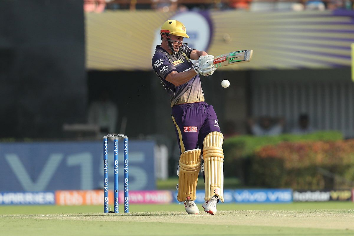 Lynn had an impressive average of 49.17 and an outstanding strike rate of 180.98 playing for KKR