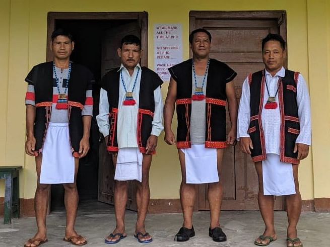 Arunachal's govt employees showcase the true meaning of 'culture is our identity'