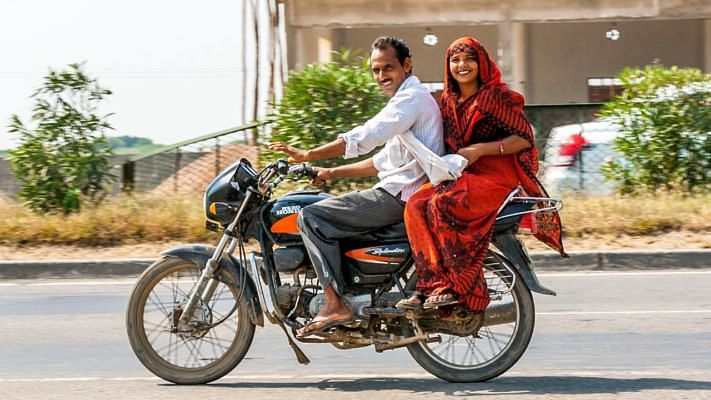 Man carries pregnant wife 1,200 kms on scooter to take her to exam centre in MP