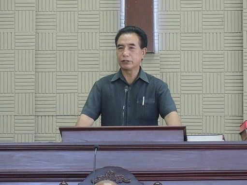 Mizoram: Oppn ZPM defends party MLA Lalduhoma over disqualification row