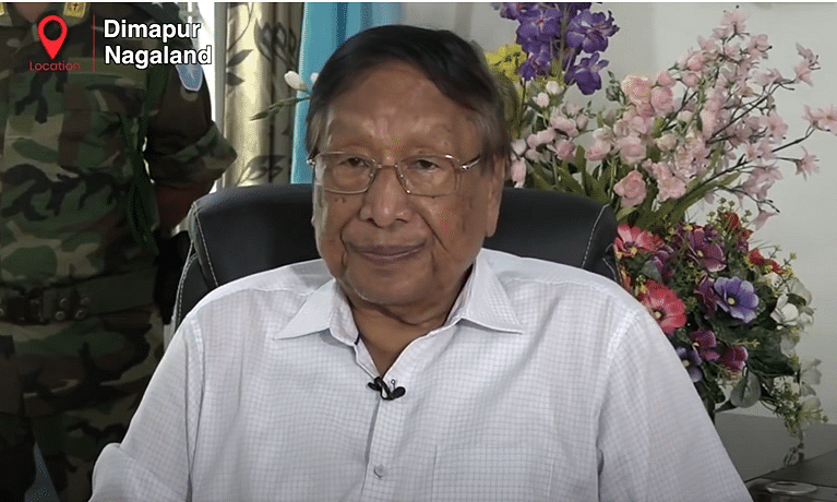 NSCN-IM  general secretary Th Muivah