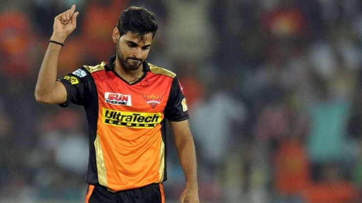 Bhuvneswar Kumar is expected to play a defining role for the Sunrisers Hyderabad(SRH) bowling at the death