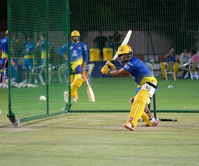 The CSK have been based in Dubai since their arrival