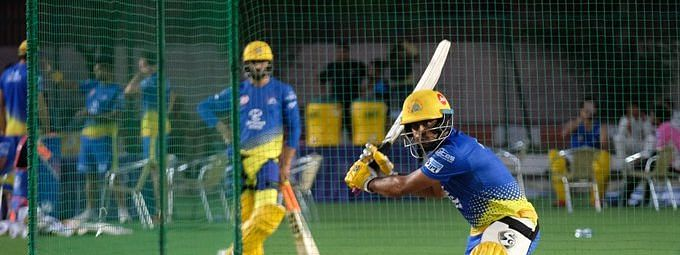 The Chennai Super Kings will be the last team to start their training after being forced to extend their quarantine period