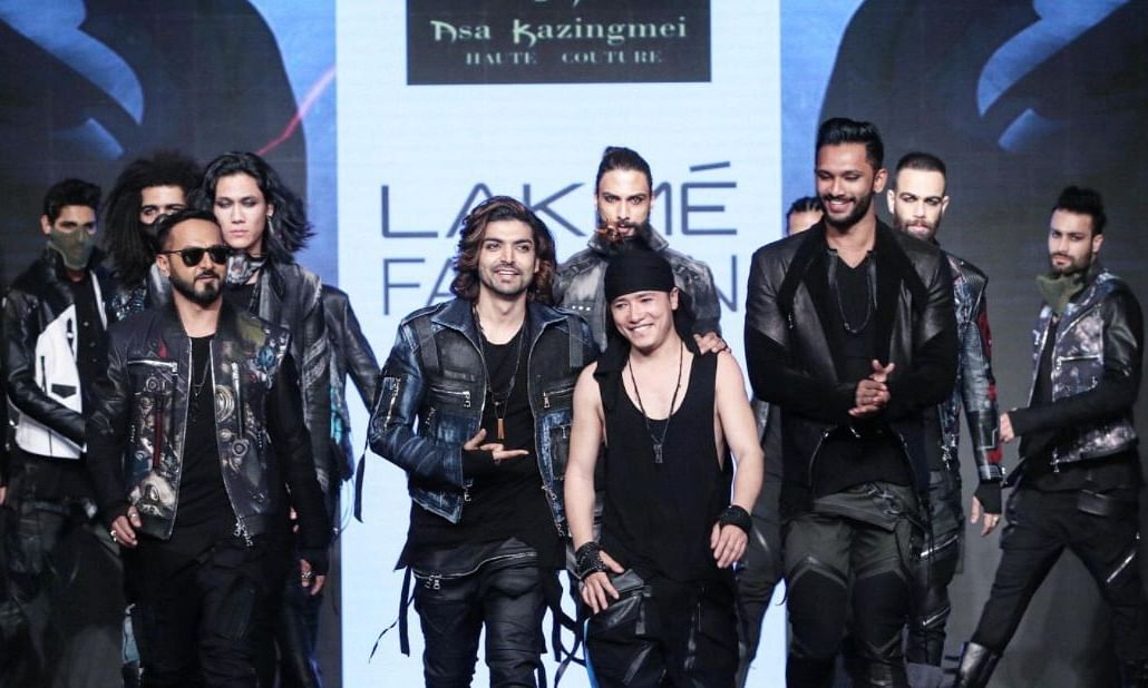 Asa Kazingmei, Lakme Fashion Week 2019 collection