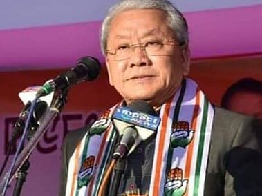 Manipur: Congress leader Gaikhangam re-inducted into CWC