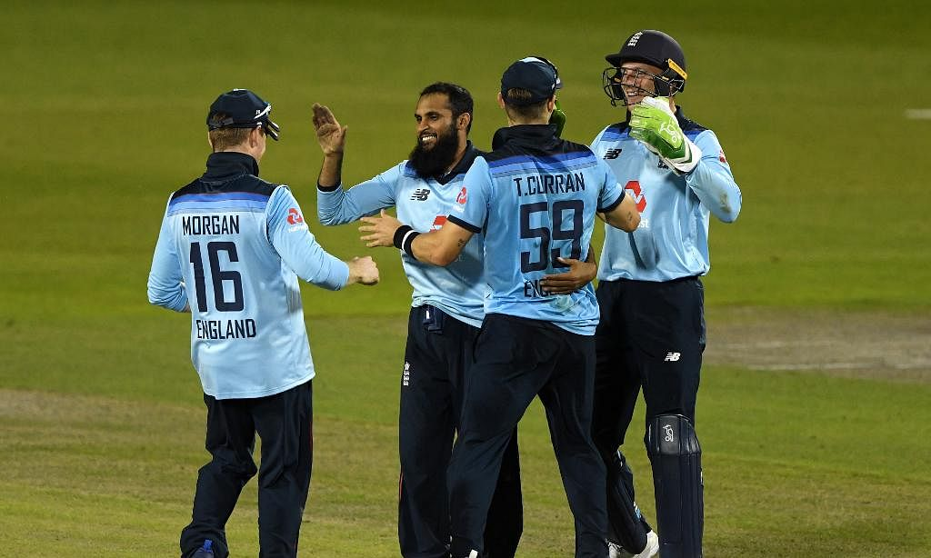 English bolwers snatched an unlikely victory in the second ODI against Australia on Sunday