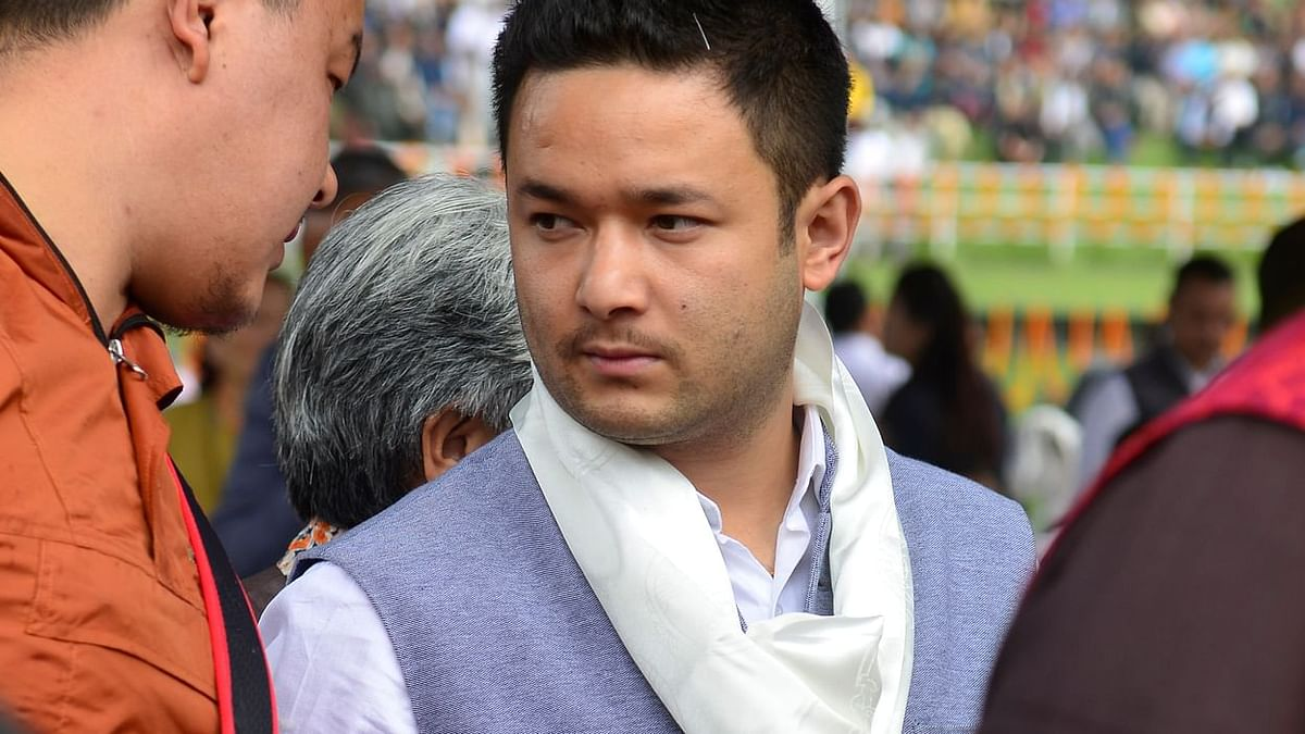 Sikkim: MLA Aditya Golay, 8 others at CM residence test COVID-19 positive