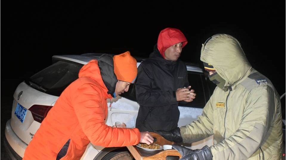 Indian Army rescues Chinese nationals who strayed into Sikkim