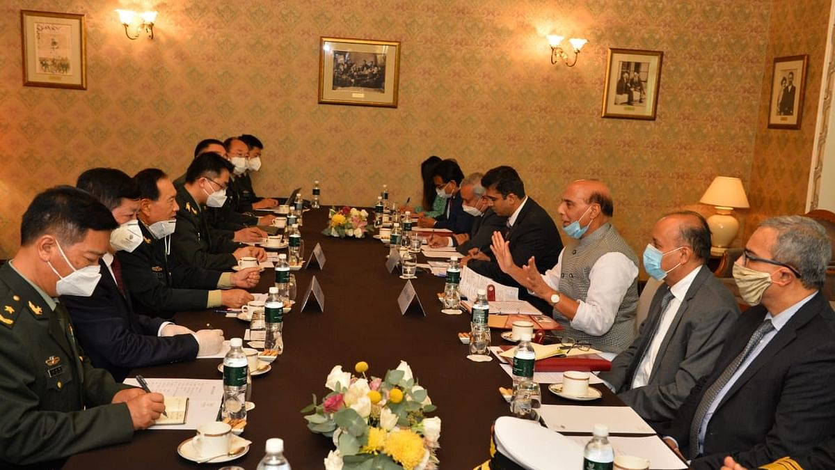 India determined to protect its sovereignty, territorial integrity: Rajnath tells China