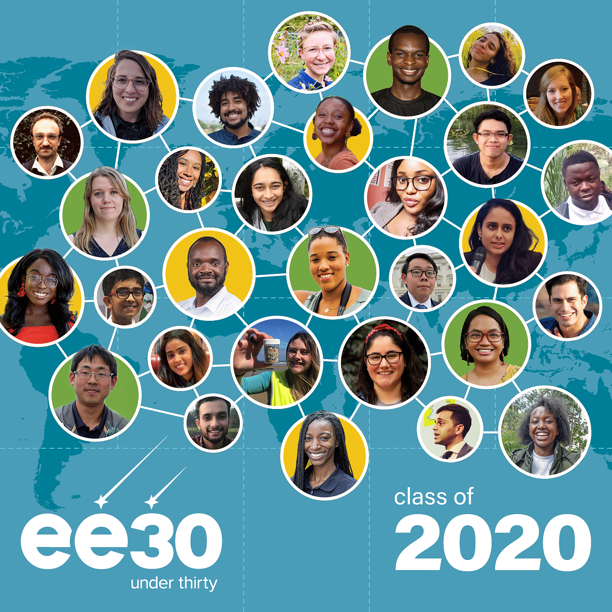 EE 30 Under 30 Class of 2020