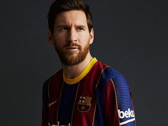 Messi admits that he is forced to stay in Barcelona