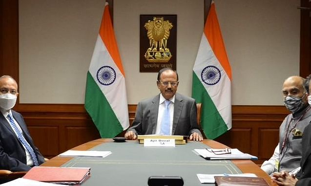 Ajit Doval said that financial frauds have seen exponential increase due to greater dependence on digital payment platforms following the COVID-19 pandemic