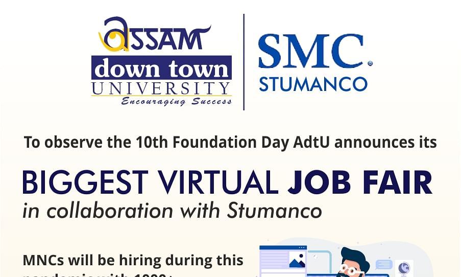 AdtU has partnered with Stumanco to make this virtual fair a seamless event