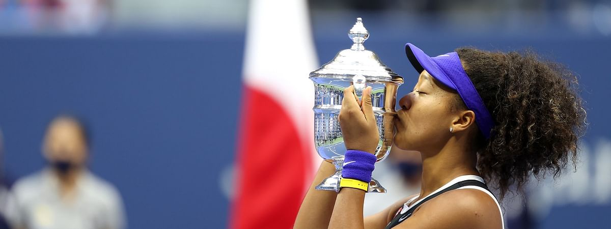 Naomi Osaka lifted her second US Open Championship Trophy defeating Victoria Azarenka in the US Open final on Sunday.