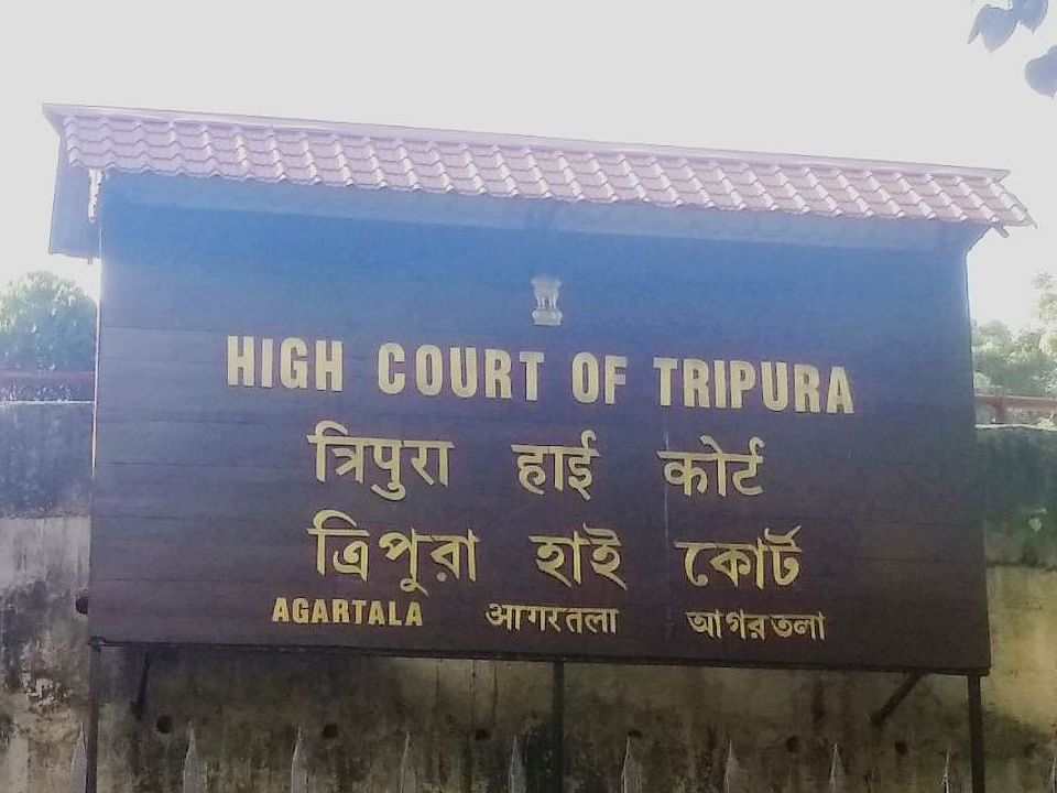 Tripura high court puts the state govt on notice over deteriorating COVID-19 situation