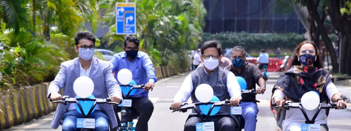 Introduction of e-bikes will help ease traffic jams