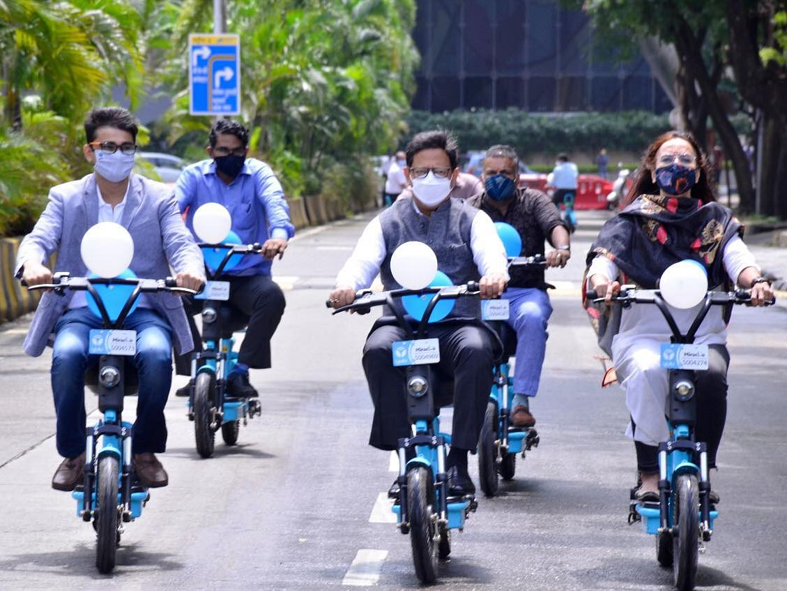 Yulu launches e-bikes to ease commute in Mumbai