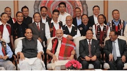 Is the Naga accord being finalized without the NSCN-IM?