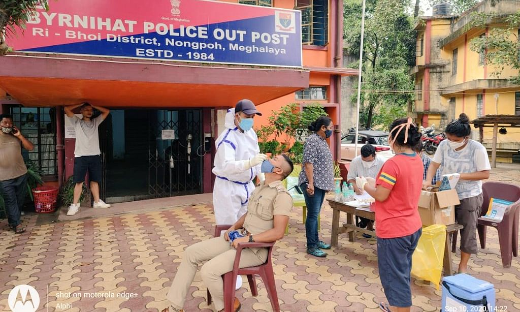 Byrnihat Police Outpost temporarily closed