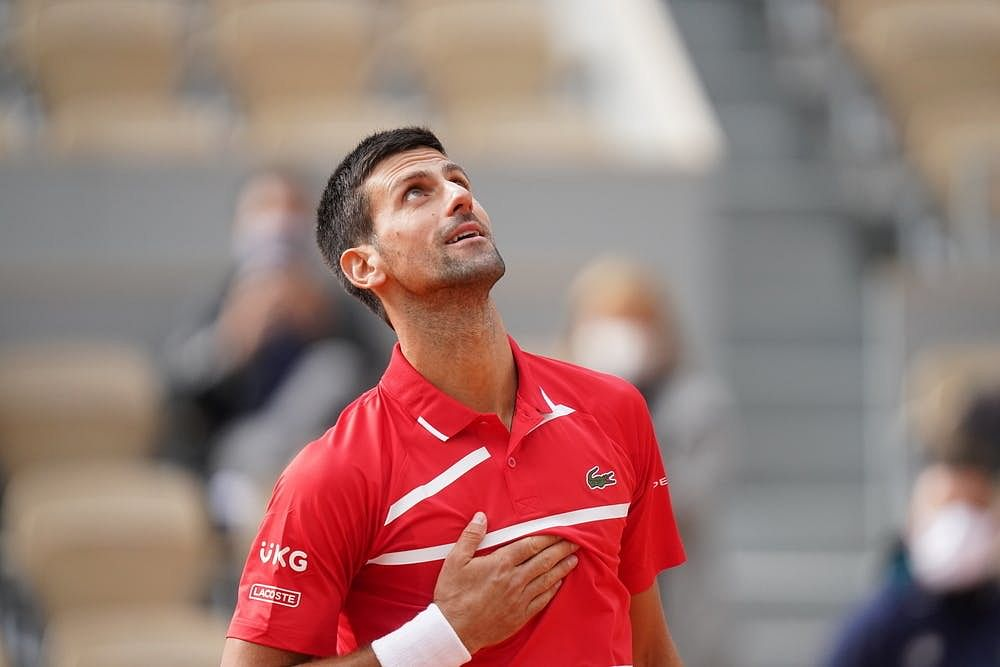 Djokovic will now play Pablo Carreno Busta for a spot in the semi-finals