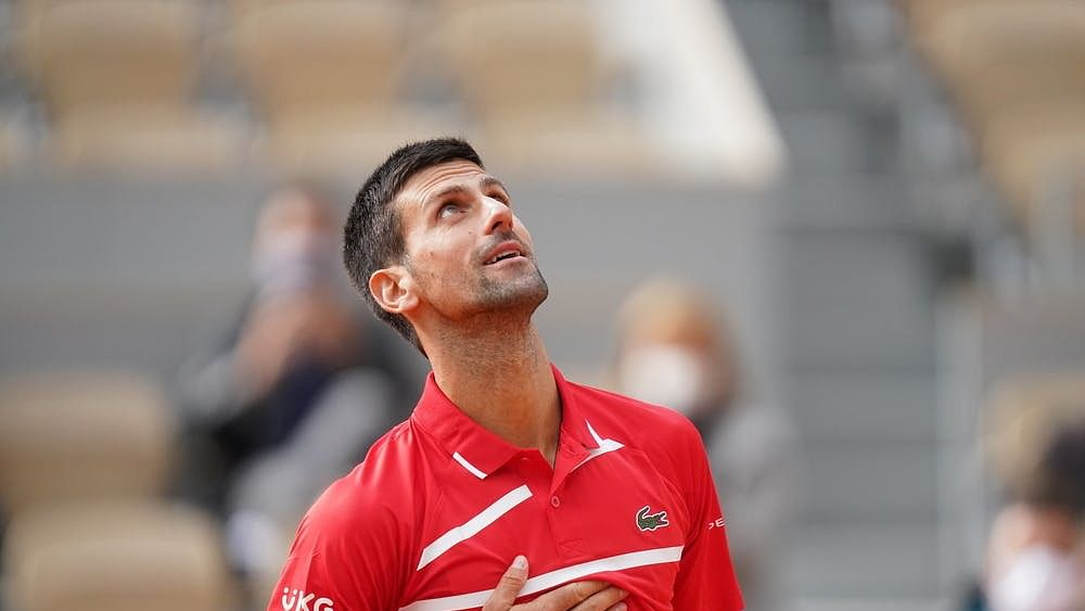 French Open| Djokovic continues flawless run in Roland Garros, enters quarter-final