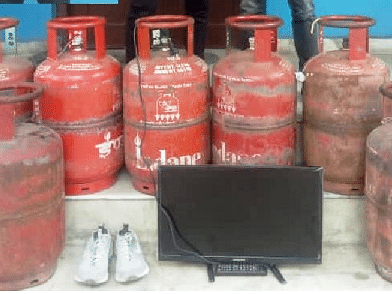 LPG robbers of Kohima arrested with a little help from youth of Pezielietsie colony