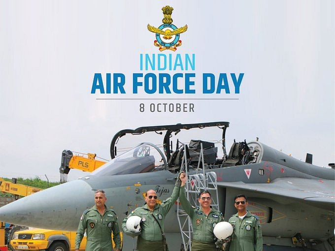 Air Force Day: IAF captivates skies on 88th anniversary