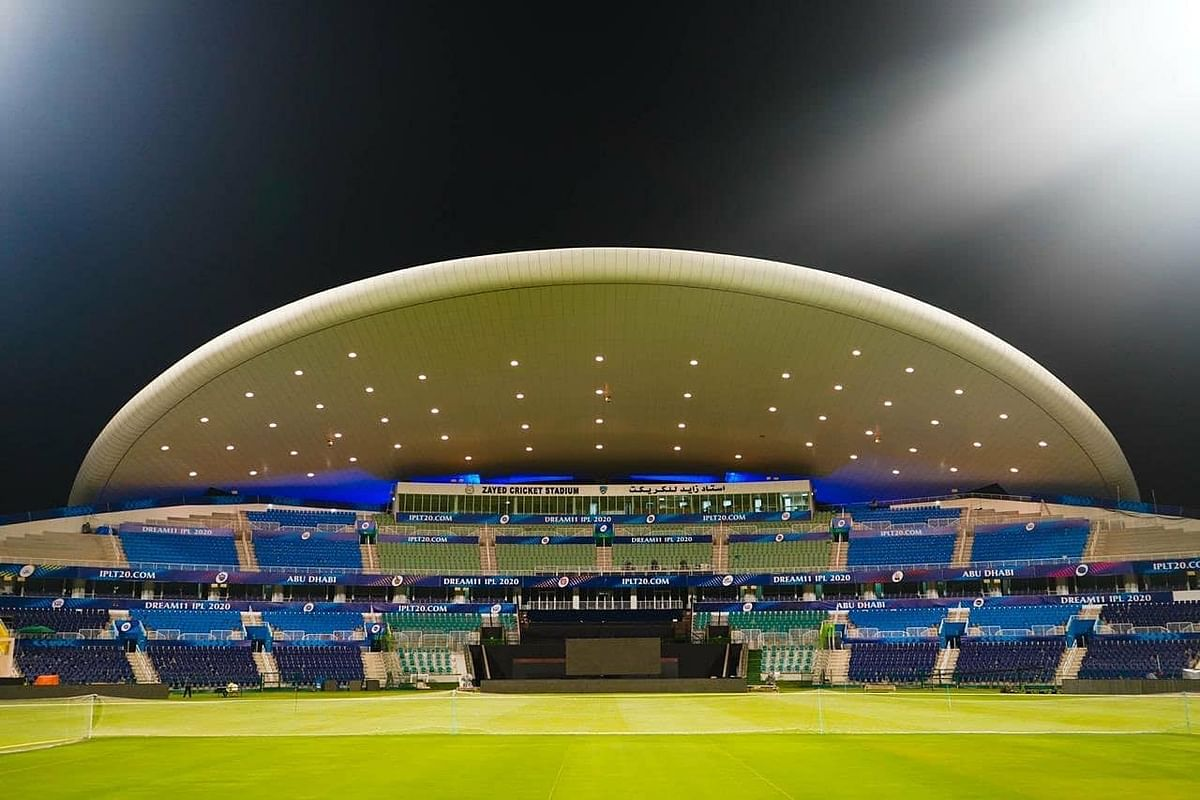 The ongoing season of IPL is being played in UAE
