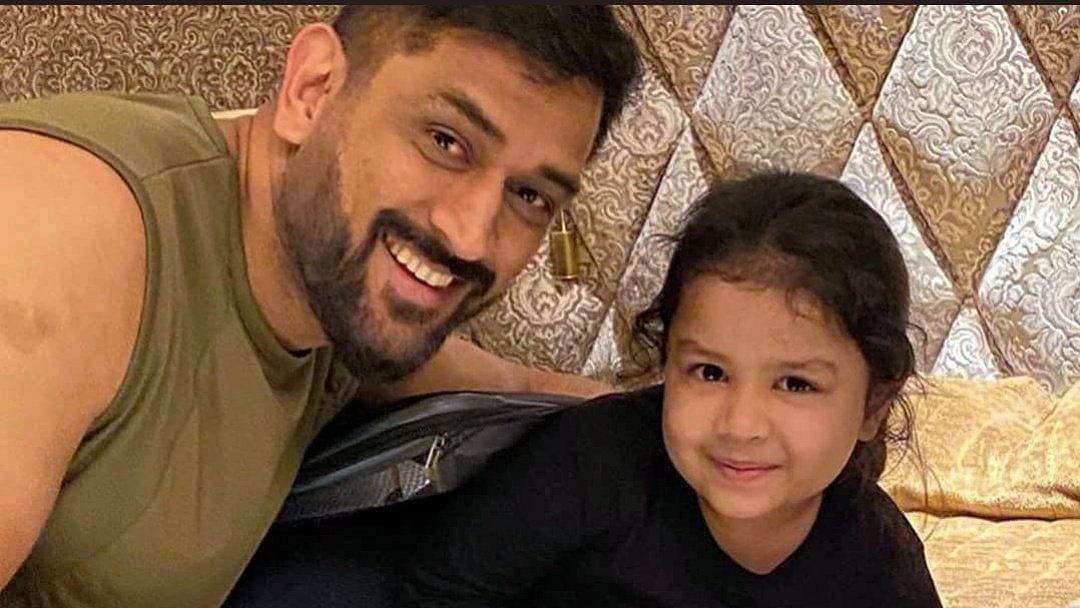 Dhoni's 5-year-old daughter gets rape threats after CSK's poor performance