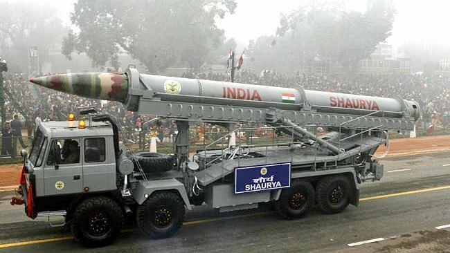 India successfully test-fires ingenious nuclear capable Shaurya missile