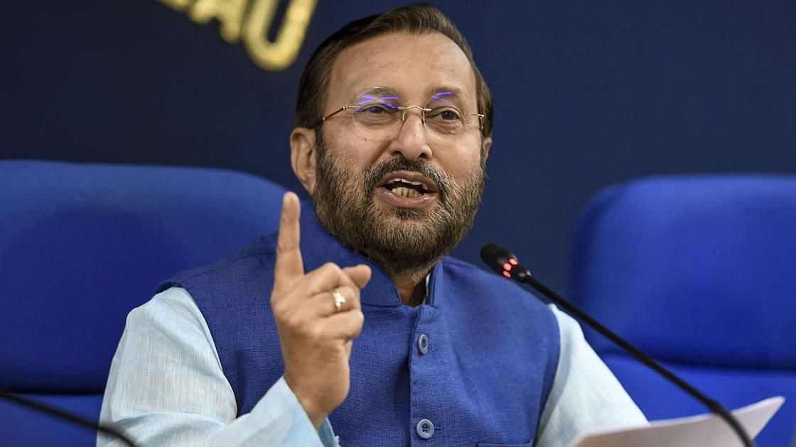 Govt always open for discussion with farmers on new farm laws: Javadekar