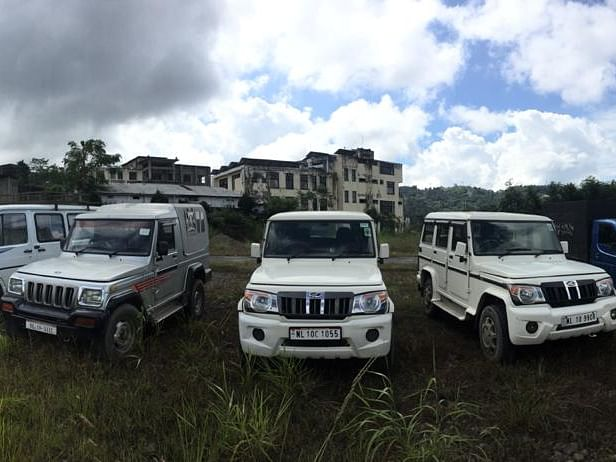 Nagaland: Restrictions on movement of govt vehicles lifted