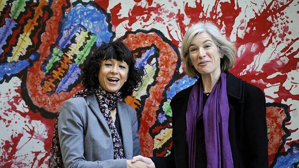 French's Emmanuella Charpentier and USA's Jennifer A Doudna get Nobel Prize in Chemistry
