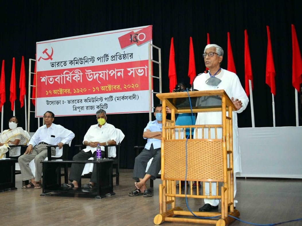 Tripura: Ex-CM Manik Sarkar wants state CPI-M seniors to leave space for youth