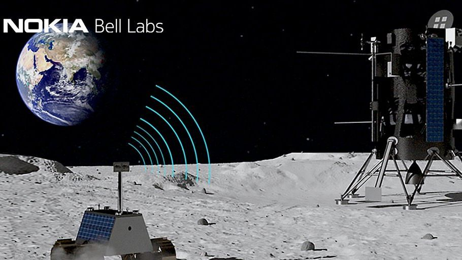 Nokia proposes to deploy the first LTE/4G communications system in space