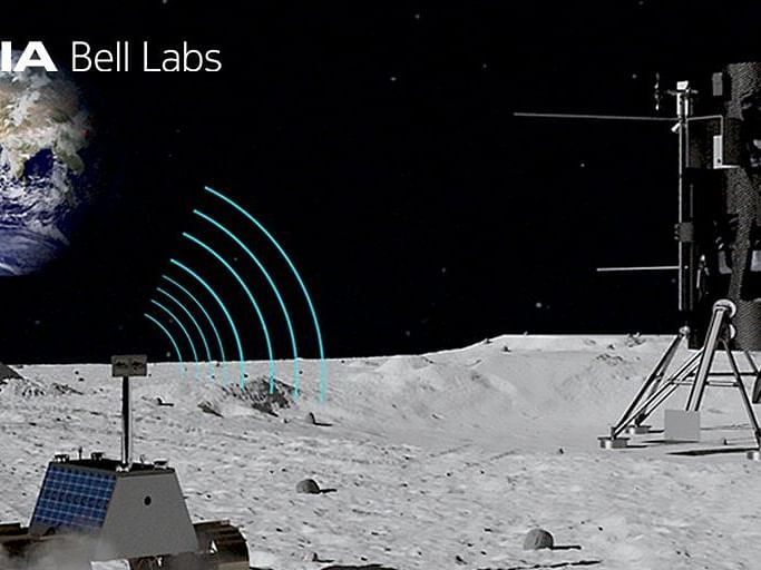 Nokia wins $14.1 million NASA contract to set up 4G network on moon