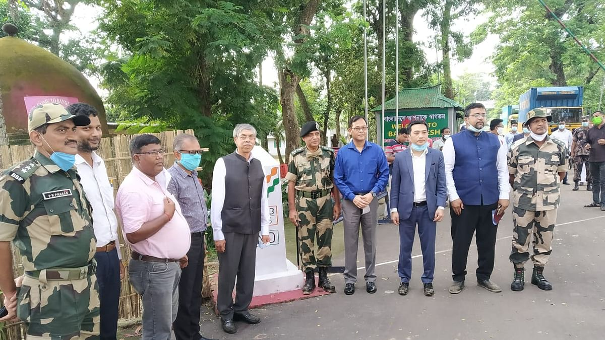 Tripura CM urges Bangladesh envoy on setting up industries in special economic zone