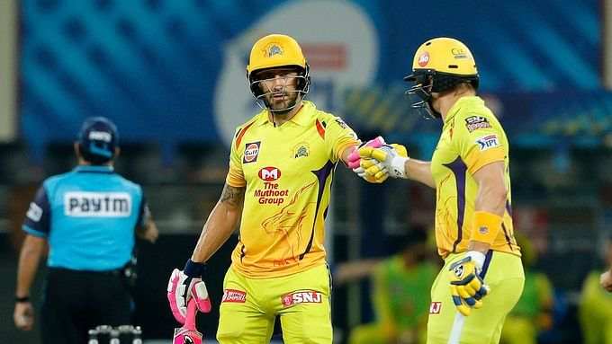 IPL 2020| Watson, Faf shine as Super Kings roar back with thumping victory over KXIP