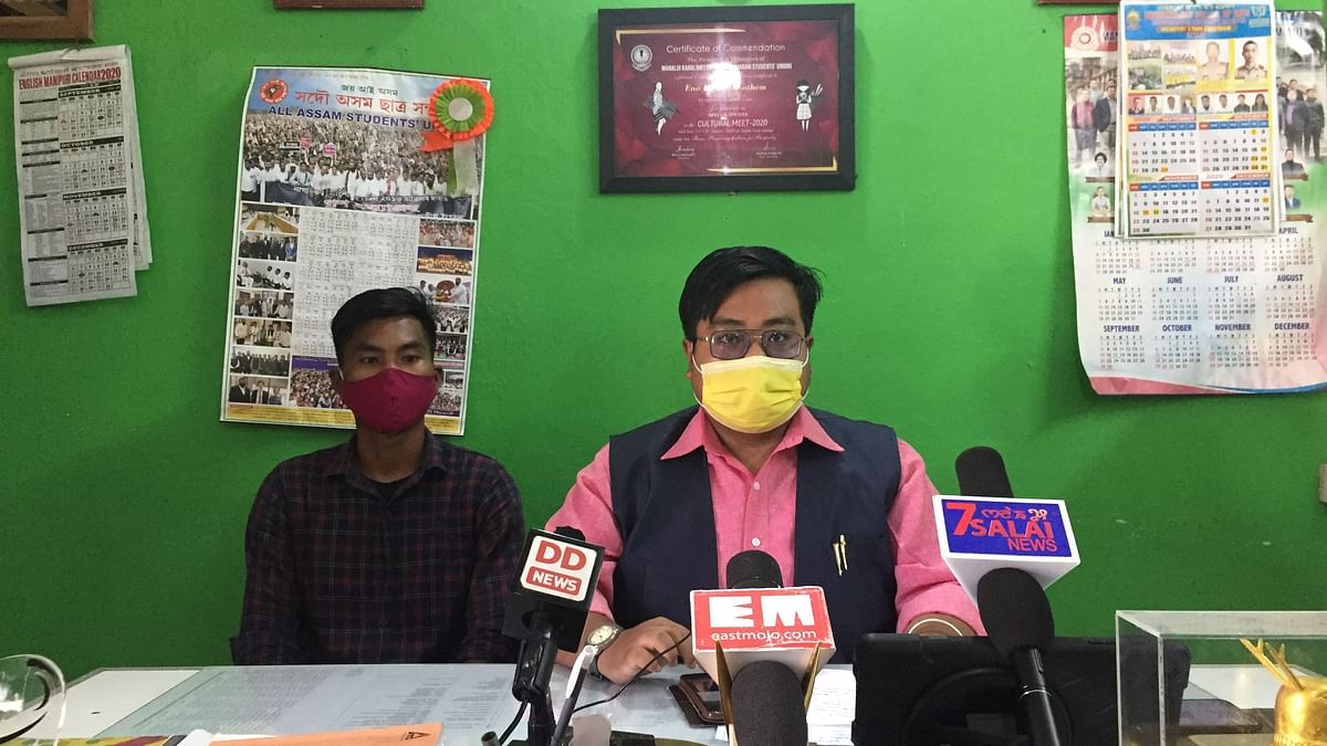 Manipur: School fees row continues, AMSU stands against 30% fees from students
