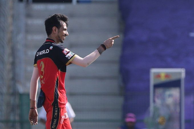 Yuzvendra Chahal was absoloutely magnificent as he picked up three important wickets giving away just 24 runs in four overs