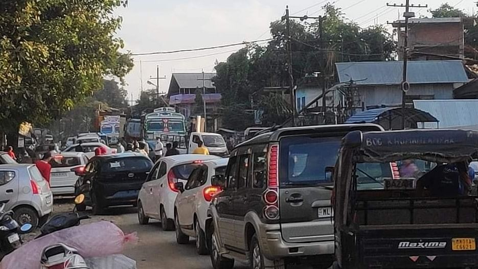 Manipur: Curfew imposed in areas near National Sports University site