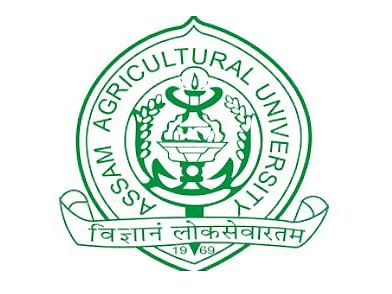 Apply for 3 posts in Assam Agricultural University: Recruitment 2020