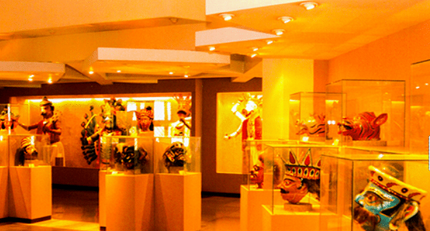 Almost every ethnic community of Assam has received recognition at the complex through various artifacts and scriptures