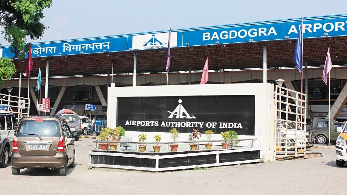 Darjeeling MP blames WB govt for delay in expansion of Bagdogra Airport