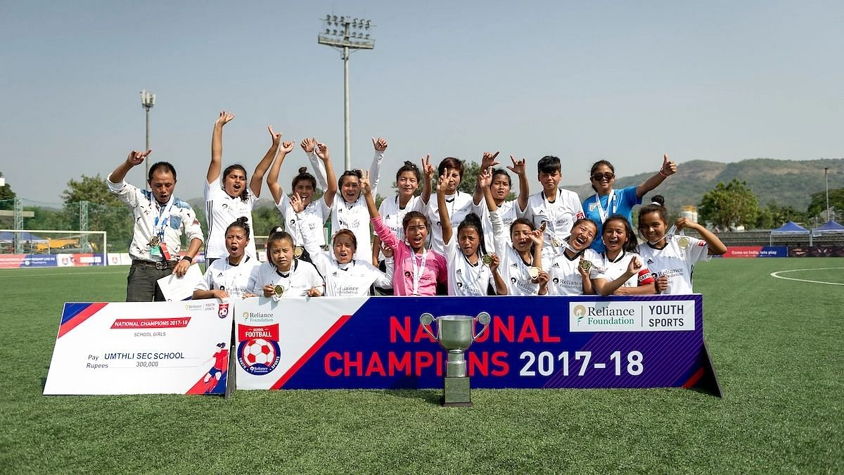 From Shillong to RFYS National Champs: The remarkable rise of Umthli Girls