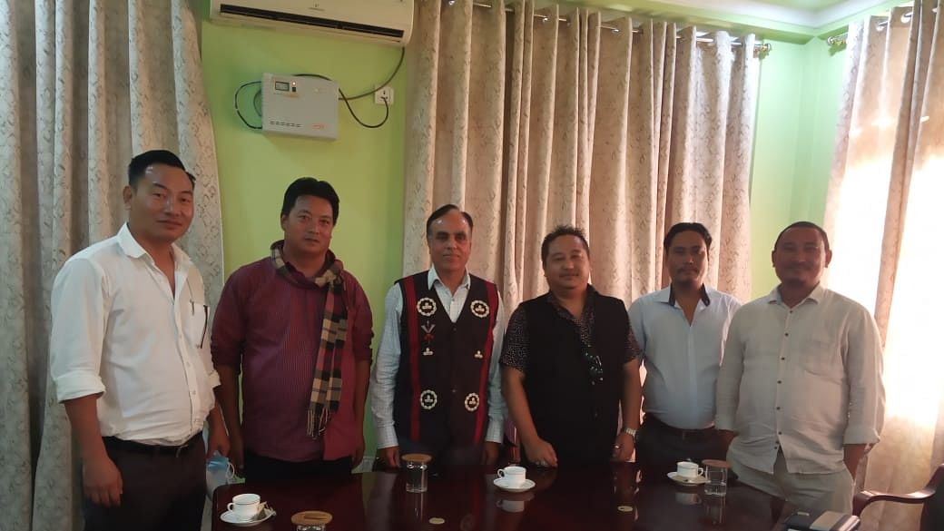 NSCN-R reps meet new ceasefire chairman; assures sanctity of ground rules